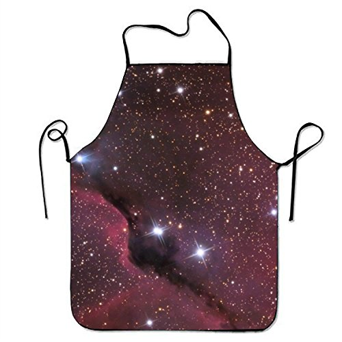 Fs2A1X The Elephants Trunk Nebula Adjustable Kitchen Cooking Apron for Adult