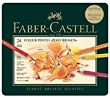 Faber-Castell Polychromos 24 Buntstifte in Dose (Ann Swan Selection)