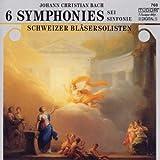 Johann Christian Bach: Bläsersinfonien