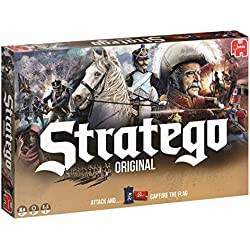 Stratego Original Niños y adultos Estrategia - Juego de tablero (Estrategia, Niños y adultos, Niño, 8 año(s), Original, 01/08/2017)