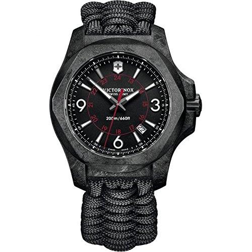 victorinox-inox-reloj-de-quartz-gris-oscuro