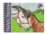 Horses Dreams 7820 - Depesche Pferde Malbuch