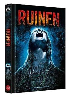Ruinen - Limited Collectors Edition Mediabook - Limitiert auf 300 Stück Cover A (+ DVD) [Blu-ray]