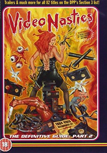 Video Nasties: The Definitive Guide 2 (Ltd Edition) (3 Dvd) [Edizione: Regno Unito]