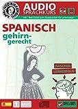 Birkenbihl Sprachen: Spanisch gehirn-gerecht, 1 Basis, Audio-Kurs - Vera F. Birkenbihl