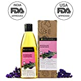 Soulflower Pure And Natural Rosemary Lavender Healthy Hair Oil For Unisex, 225ml