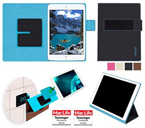 reboon Apple iPad Mini 4 Hülle Tasche Cover Case Bumper | in Schwarz | Testsieger