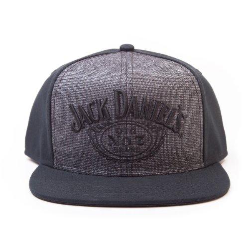 Jack Daniel's - Logo - Snapback - Zwart
