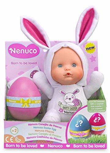 Famosa 700014210 nenuco coniglio di pasqua