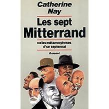 Les sept Mitterrand (Littérature)