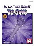 Sie sich selbst Sing, Musiknoten, CD für stimmenbasierten Lernen