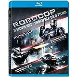 Robocop Trilogy - 3 Movies Collection: Robocop (1987) + Robocop 2 (1990) + Robocop 3