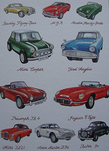 classic-cars-greetings-card-mbg-austin-healey-sprite-rover-bentley-anglia-triumph-alvis