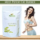 [Sponsored]Tea Aroma Slimming Herbal Weight Loss Green Tea With 18 Natural Herbs, 100g