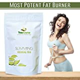 Best Tea For Weight Losses - Tea Aroma Slimming Herbal Weight Loss Green Tea Review