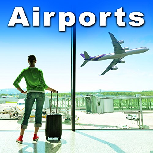 Spain Airport Outdoor Ambience with Hum of Voices, Bags, Traffic & Trolleys