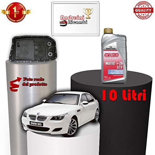 KIT FILTRO CAMBIO AUTOMATICO E OLIO SERIE 5 E60 525 D 130KW 2007 -> |1066