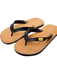 ROWOO - Sandalias para chico hombre adultos unisex , color Negro, talla 42 EU