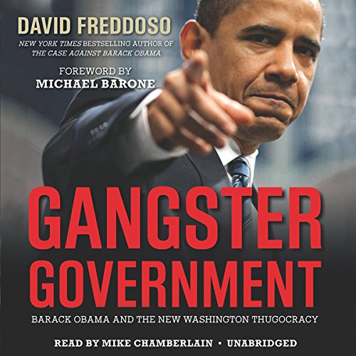 Gangster Government  Audiolibri
