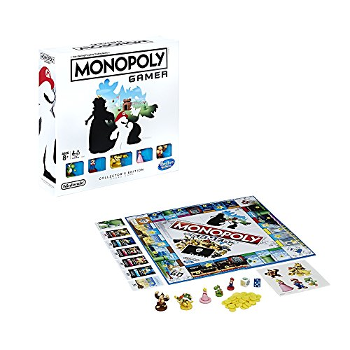 Monopoly Gamer Collector 's Edition