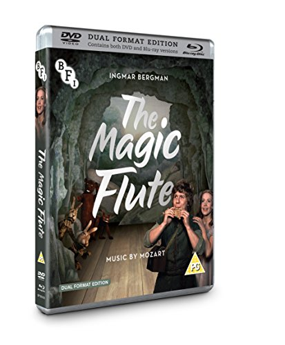 The Magic Flute (DVD + Blu-ray) [UK Import]: Alle Infos bei Amazon