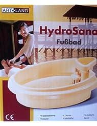HydroSana Fußbad von Art-Land beige