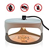 The Sticky Dome Flea Trap allows you to control fleas in your home without having to resort to using chemical sprays or putting potentially harmful chemicals on your pet. Product Features - Non-poisonous, 100% effective flea control solution. - Plugs...