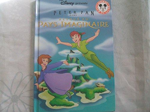 Peter Pan dans Retour au pays imaginaire