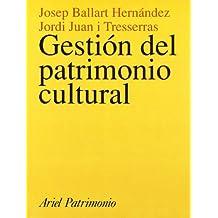 Gestión del patrimonio cultural (Ariel Arte y Patrimonio)