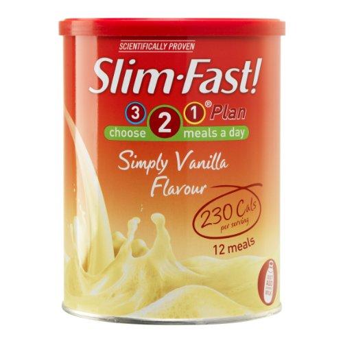 poudre-dietetique-slim-fast-saveur-vanille-438-g