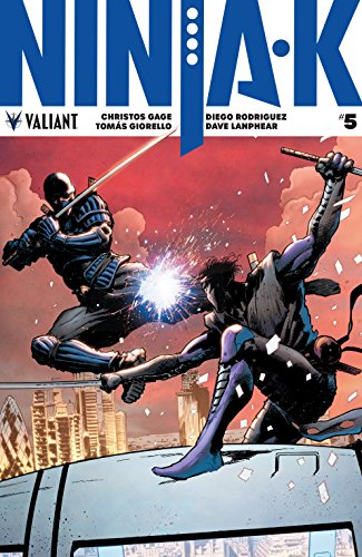 Ninja-K #5 (English Edition) eBook: Christos N. Gage, Trevor ...