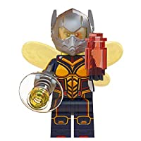 The Wasp LEGO Avengers mini figure