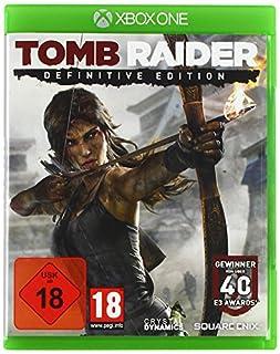 Tomb Raider: Definitive Edition - Standard Edition - [Xbox One] (B00I1EBQO6)   Amazon Products