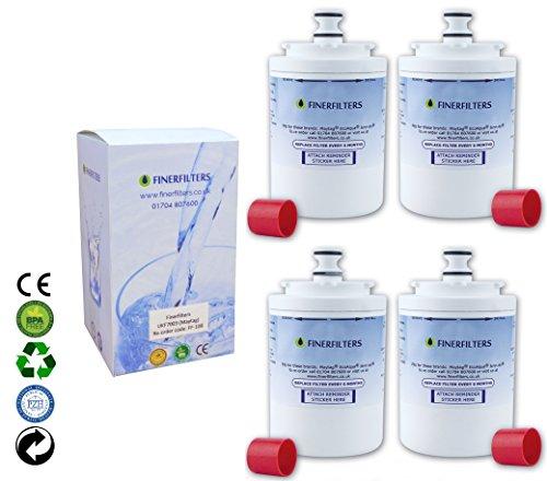 Filtro de agua de carbono 5 micrones, 25,4 cm 2 unidades Finerfilters