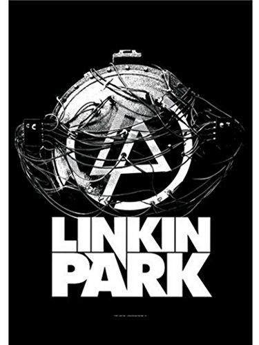 Poster bandiera Linkin Park Atomic Age