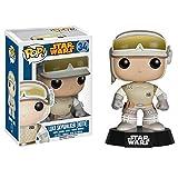 Star Wars Luke Skywalker Wackelkopf Figur Funko Pop Vinyl Mini Figur 10cm Bobble Head