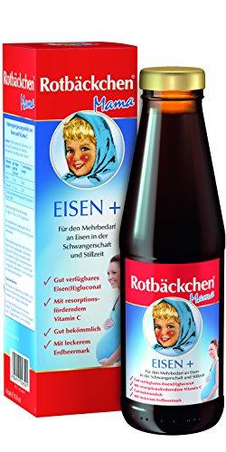Rotbäckchen Mama Eisen +, 3er Pack (3 x 450 ml)