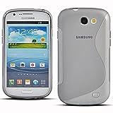 Samsung Galaxy Express I8730 Étui HCN PHONE S-Line TPU Gel Silicone Coque souple pour Samsung Galaxy Express I8730 - TRANSPARENT