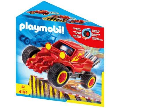 Playmobil Coche De Carreras Rojo