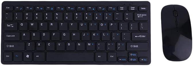 Erduo 901A Automatische Paarung USB Wireless 2,4 GHZ Tastatur Maus Set Einstellbare DPI Komfortable Tastatur Für Computer PC