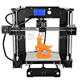 Anet A6 3D Printer DIY Kit Set with High Precision Self Assembly Big