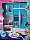 Best Barbie Play Kitchens - Vivir Plastic Flashing Lights and Musical Modern Kitchen Review