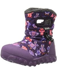 Bogs B Moc Puff Owls purple multi