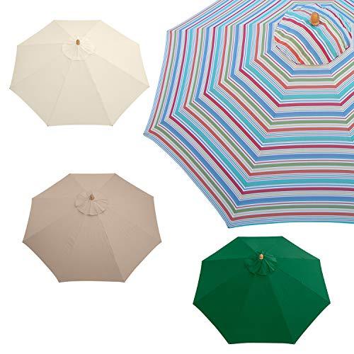 anndora Sonnenschirm Gartenschirm – Farb- und Größenwahl