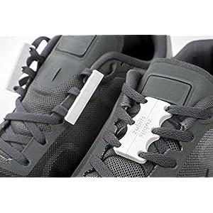 Zubits® - Chiusure magnetiche per scarpe - Mai più scarpe slacciate! ORIGINALI 2.0