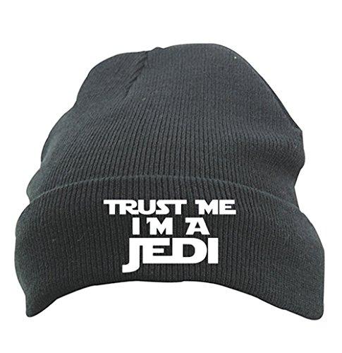 TRVPPY Herren Strickmütze Mütze Beanie mit Thinsulate, Modell Trust Jedi Darth Sith...