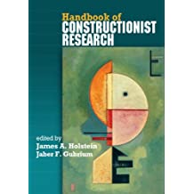 Handbook of Constructionist Research