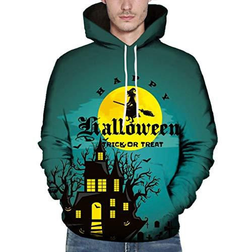 2019 heißer Hip Hop Hoodies Sweatshirts Halloween-Thema Männer Kühlen Casual Druck Herbst Plus - Heißes Thema Kostüm Joker