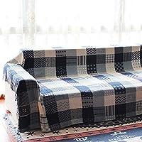 XINSU Home American Chenille sofá Toalla Arte Tela Manta de algodón sofá cojín Cama de Verano