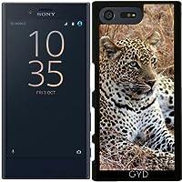 Custodia per Sony Xperia X Compact - Gatto Leopardo Tigre Leone by WonderfulDreamPicture
